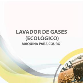 Lavador de gases (ecológico)
