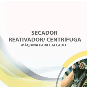 Secador reativador/ Centrífuga