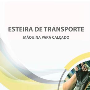 Esteira de transporte