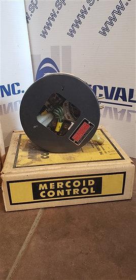 MERCOID CONTROL TYPE DR31-152U PRESSURE CONTROL SWITCH