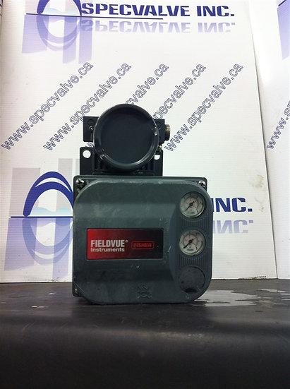 Fisher fieldvue DVC 6020 Positioner
