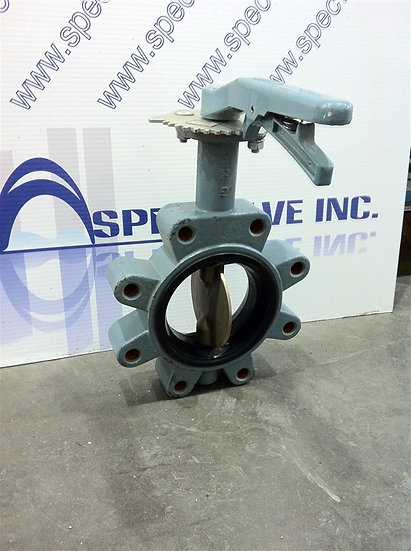 NEW Kitz 4in Manual Butterfly Valve