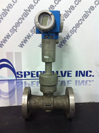Endress+Hauser prowirl 70F 1.5in CL150 Pressure Transmitter