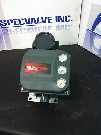 Fisher Fieldvue DVC 6030 Positioner