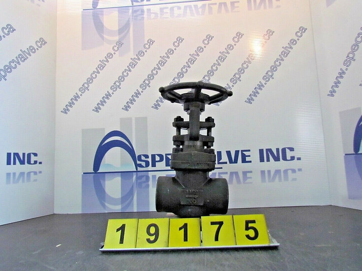 NEWCO 47 1.5in (1 1/2) 800lbs GATE VALVE 18T-FS2-RP-NC