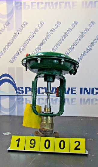 FISHER CONTROL VALVE 1/2in. MODEL 32-24-588 S CL250 W/O POSITIONNER