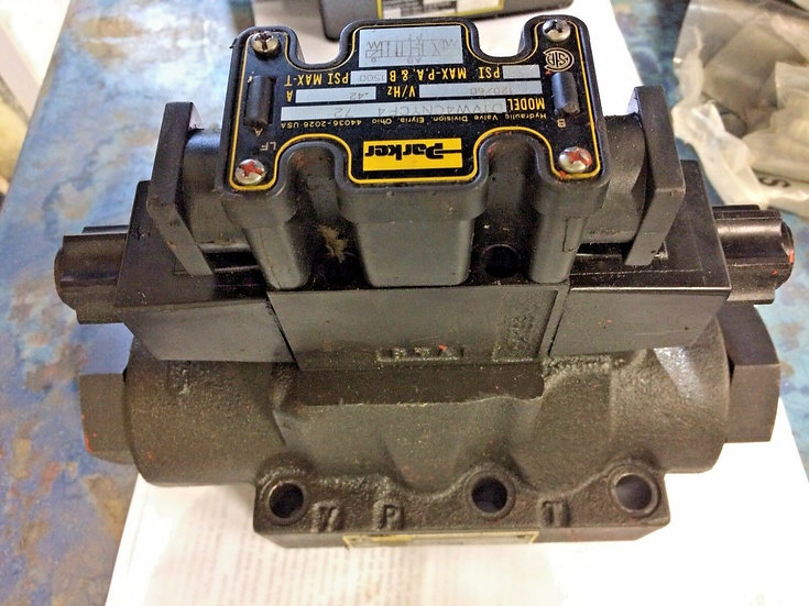 PARKER DIRECTIONAL CONTROL VALVE D61VW8C1NYCF472