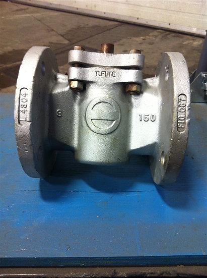 Tufline 3in Class 150 Plug Valve