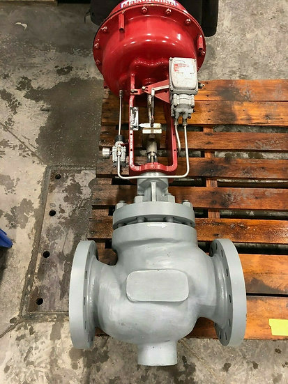 MASONEILAN 6in CL300 88-41535 GLOBE VALVE