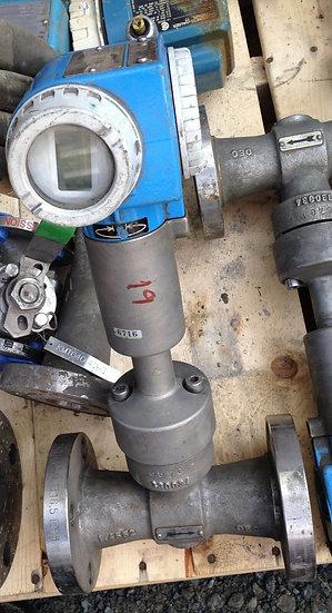 ENDRESS + HAUSER 1.5 INCH CLASS 150 NEMA 4X SS SENSOR VALVE
