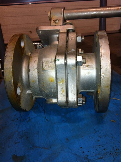 Kingdom 3in class 150 Ball Valve