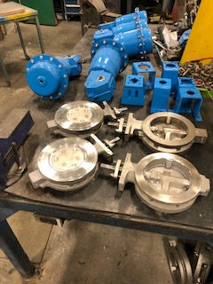 industrial valve reconditioning