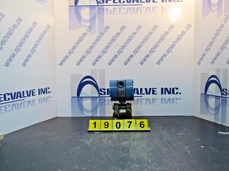 ROSEMOUNT PRESSURE TRANSMITTER C155 1AP6E22B1C6