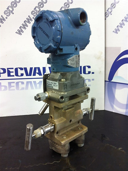 Rosemount 3051CD 2A52A1AB4 Pressure Transmitter