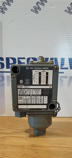 Allen Bradley Pressure Control 836T-T251J