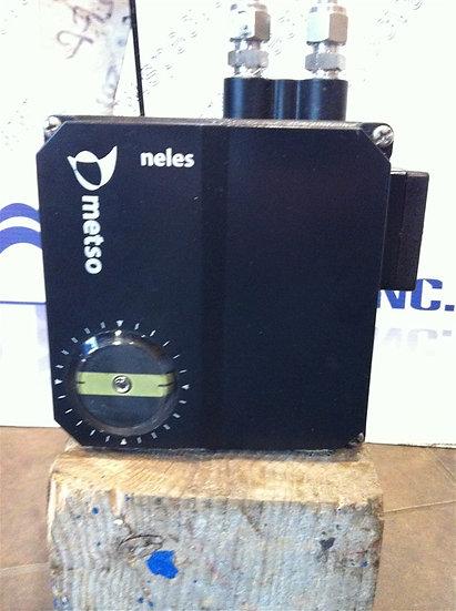 Neles Type NE724/S1 Electro-Pneumatic Positioner