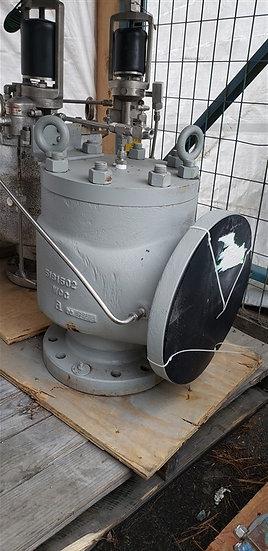 Consolidated Type 3910Q-4-CC-DA-RF-SS 6 inch pilot safety valve