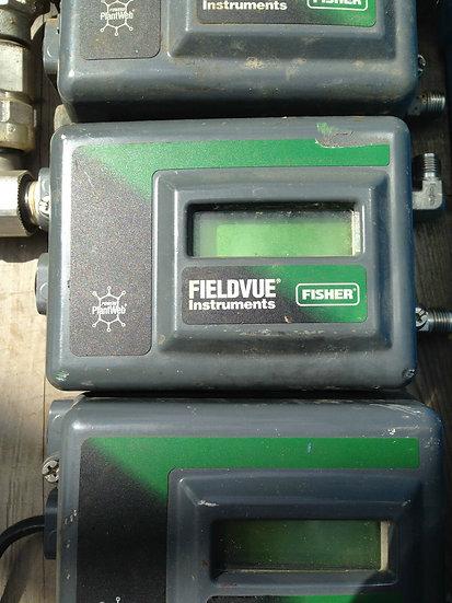 FISHER FIELDVUE INSTRUMENTS DVC2000 DIGITAL POSITIONNER