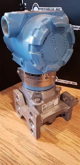 Rosemount 3051CD Coplanar Differential Pressure Transmitter