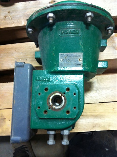 FISHER Type 2052 Size 1 Actuator