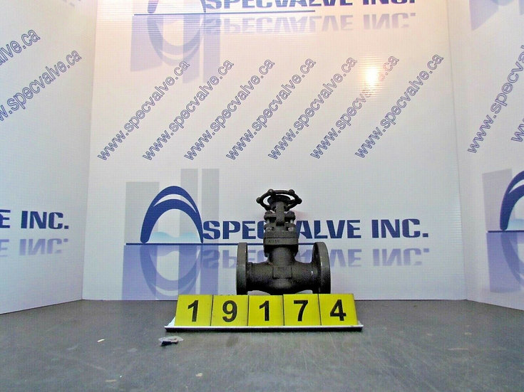NEWCO 47 GATE VALVE 13F-FS2-RP-INT-NC 3/4in. 300lbs