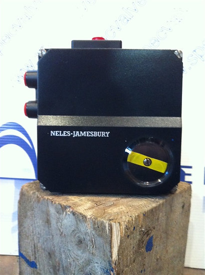 Neles-Jamesbury Type 724 pneumatic positioner NEW