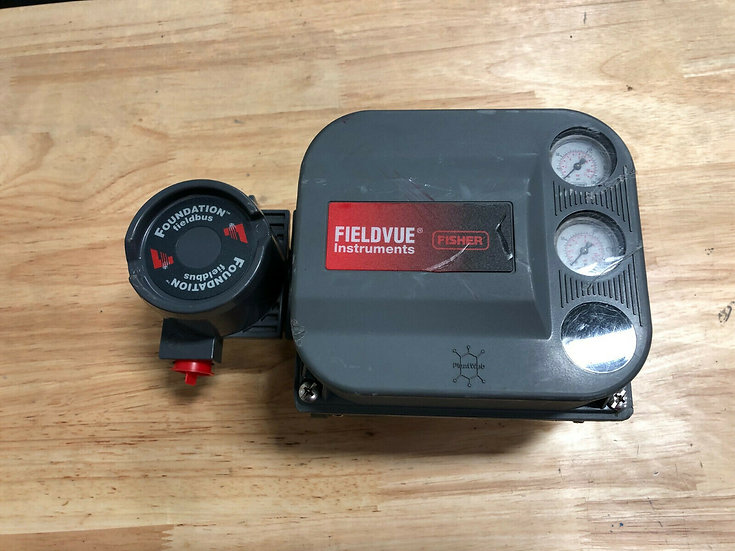 Fisher Fieldvue Fieldbus DVC6200