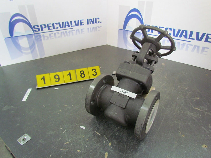 NEWCO 41 1.5in (1 1/2) 150lbs GATE VALVE 11F-FS2-RP-INT-NC