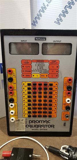 Promac Calibrator Model DHT-830
