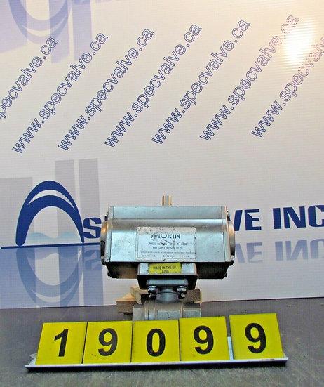 MORIN 1'' ACTUATOR MRS-004U-T-D000