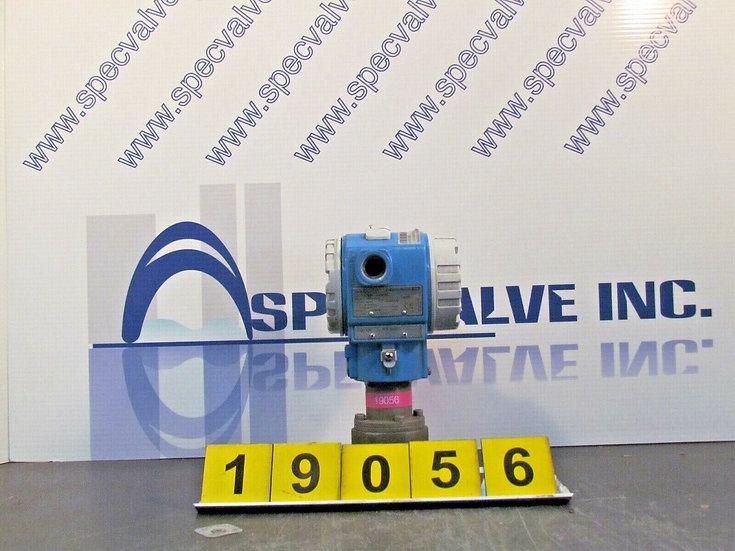 PRESSURE TRANSMITTER ENDRESS+HAUSER SERIE CERABAR S #A1010C1509C