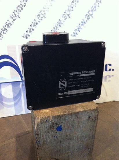 Neles Type 411 Pneumatic Positionner NEW