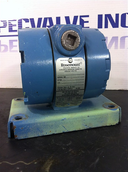 Rosemount 444RL2U1A1NA Alphaline Temperature Transmitter