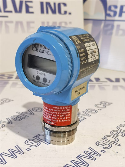 PMC SMT-EL HA Electric Pressure Transmitter