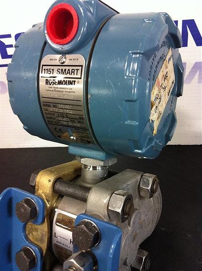 Rosemount 1151GP Aphaline Pressure Transmitter