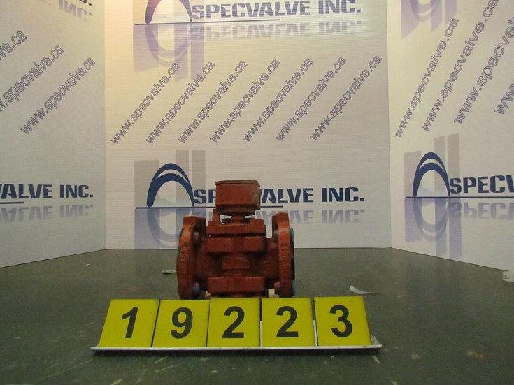 TUFLINE 061-93A382 2-WAY 1in. Plug VALVE