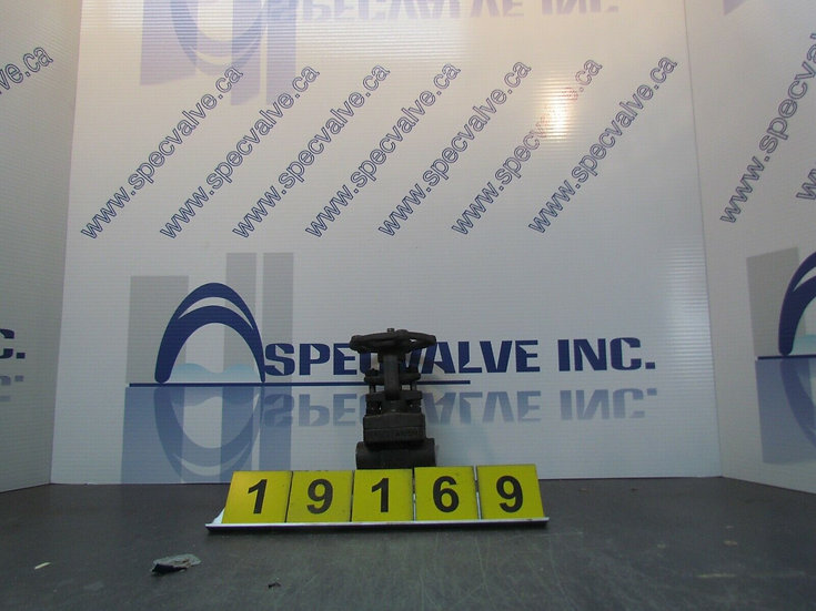 NEWCO 47 GATE VALVE 18T-FS2-RP-NC 1/2in. 800lbs