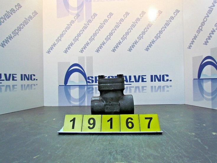 NEWCO 41 CHECK VALVE 38S-FS2-NC 1 1/2in. 800lbs