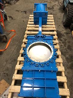 Réparation de valves industrielles