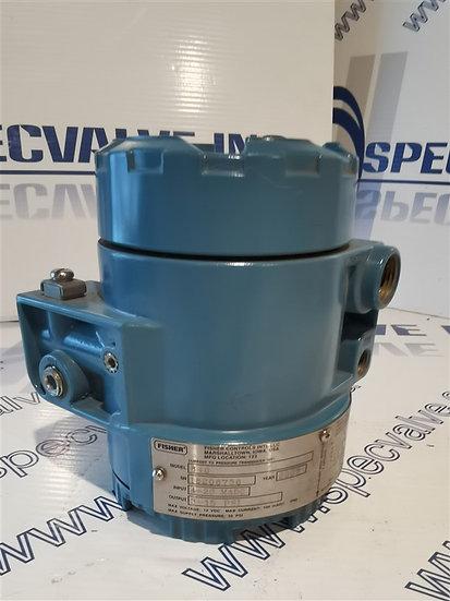 Fisher-Rosemount 846 Pressure Transducer