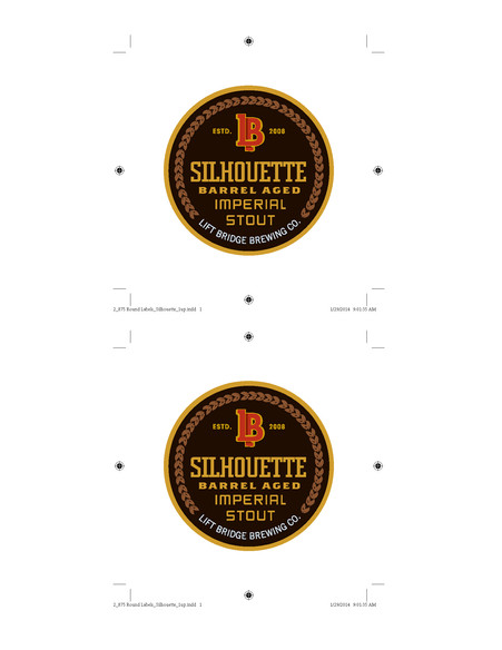 Lakefront Brewery Tap Stickers