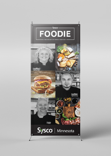 Sysco - Foodie Banner