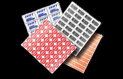labels+color