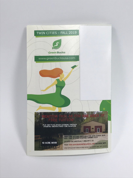 GreenBucks Mailing