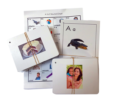 English Literacy Card Kit