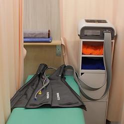 空気圧式波動形末梢循環促進療法