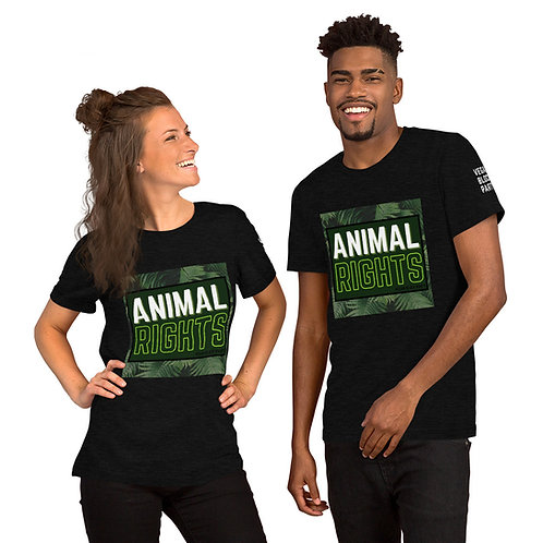 ANIMAL RIGHTS Short-Sleeve Unisex T-Shirt