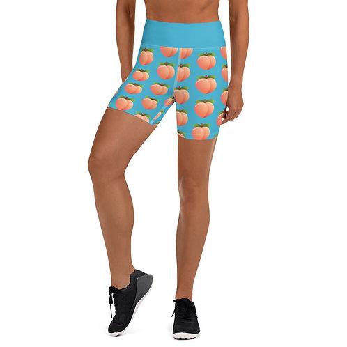 Peachy Vegan Repeat Yoga Shorts