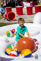 FUN + GAMES IN THE KID'S ZONE