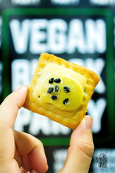 VEGAN POP TARTS